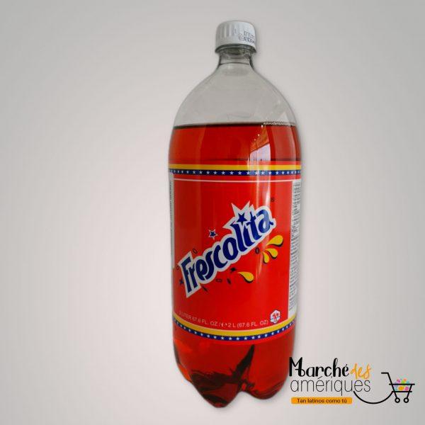 Bebida Gaseosa Frescolita Trademarks 2 L
