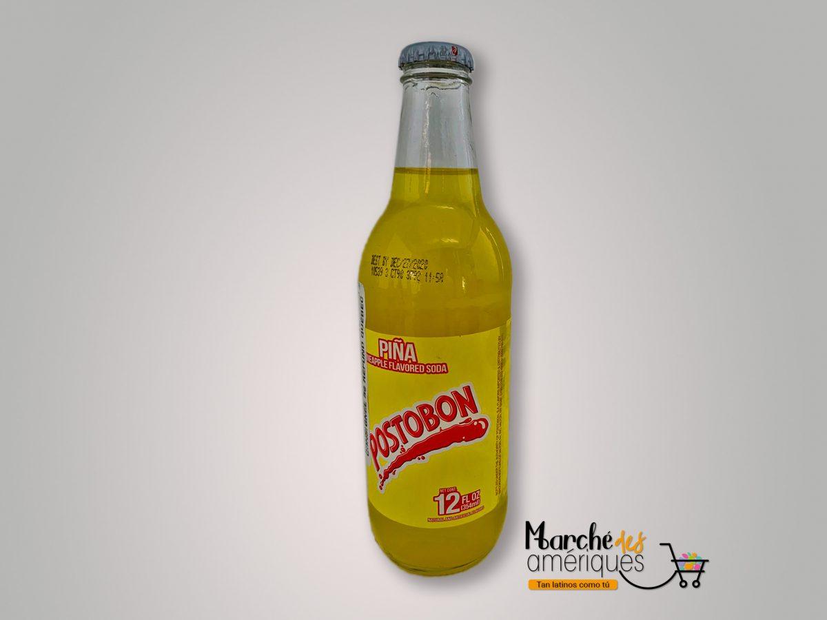 Bebida Gaseosa Pina Postobon 354 Ml