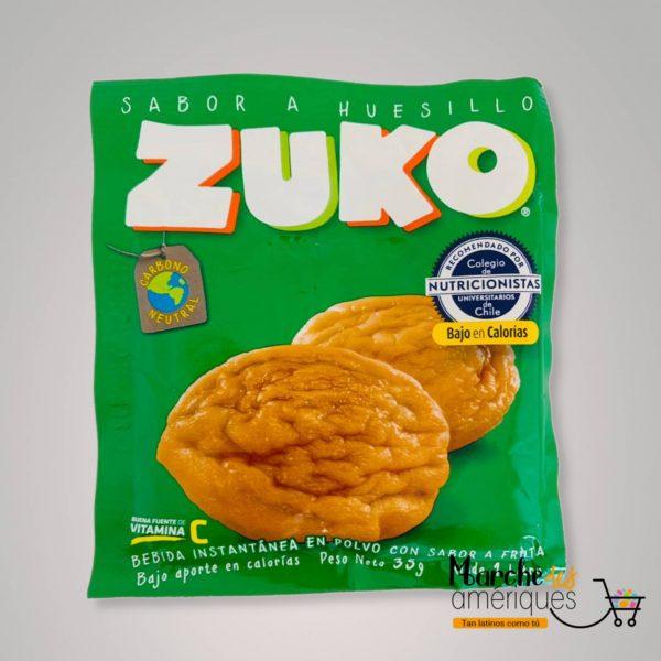 Bebida Instantanea Con Sabor A Huesillo Zuko 25 G