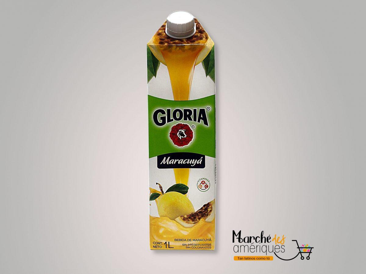 Bedida De Maracuya Gloria 1l