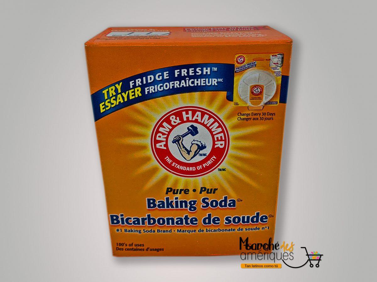Bicarbonato De Soda Arm Hammer 500 G