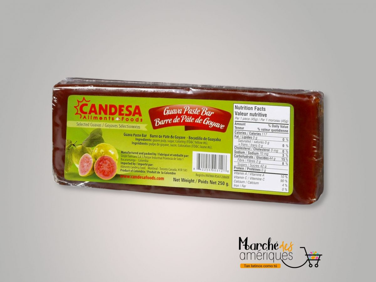 Bocadillo Candesa 250 G