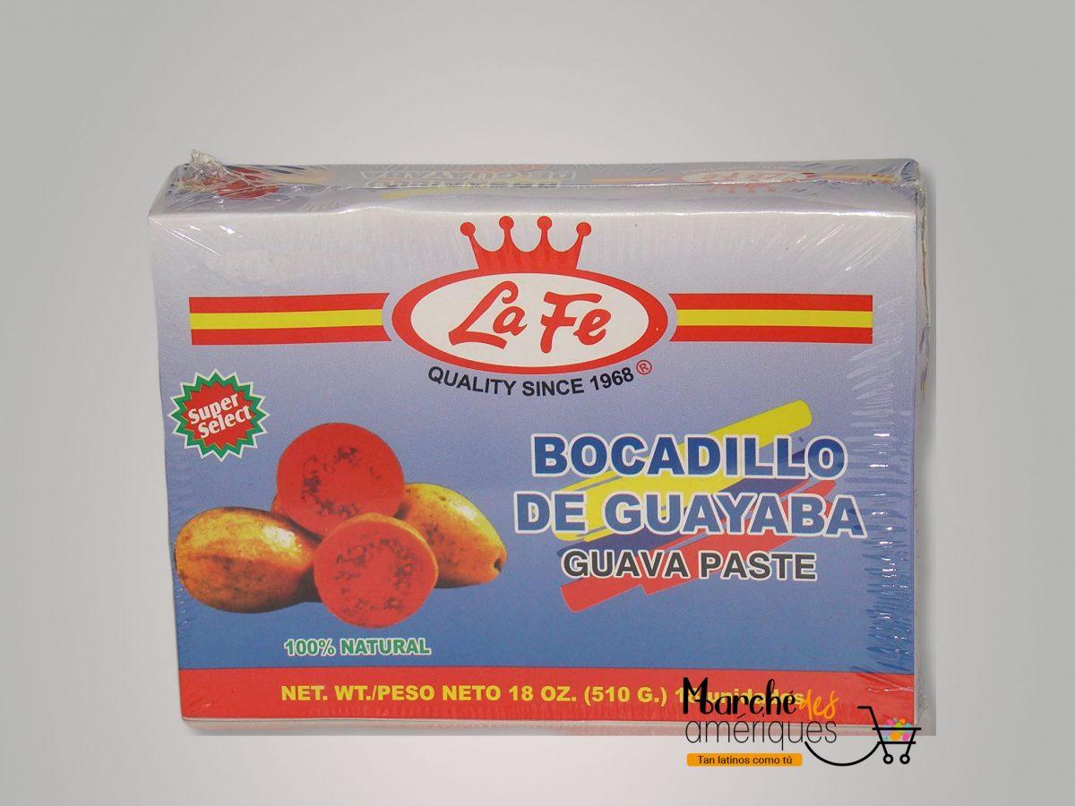 Bocadillo Guayaba La Fe 510 G