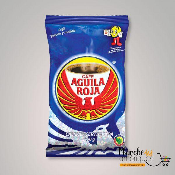 Cafe Tostado Y Molido Aguila Roja 250 G