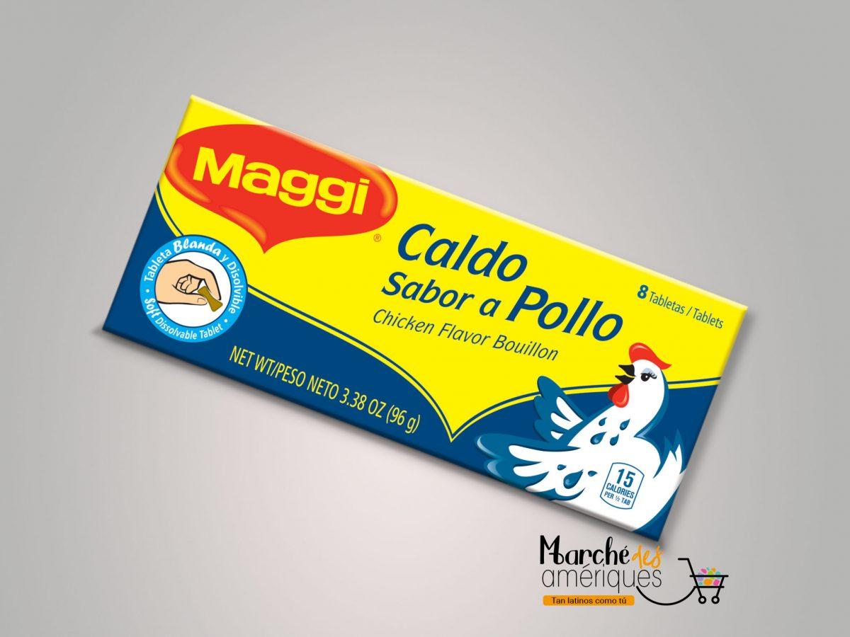 Caldo De Pollo Maggi 958 G