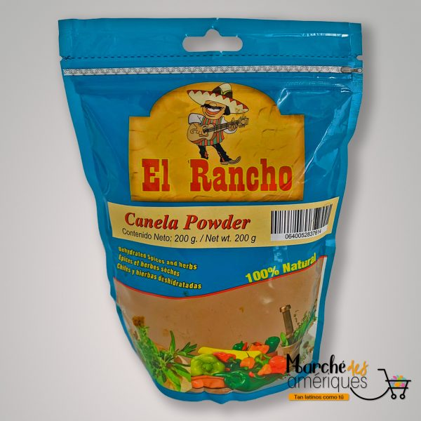 Canela Powder El Rancho 200 G