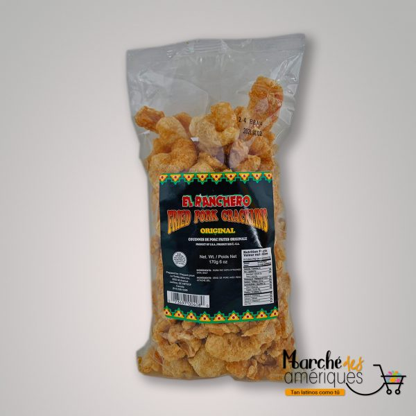 Chicharron Original El Ranchero 170 G