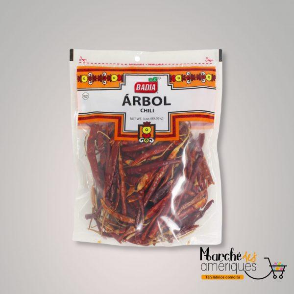 Chile De Arbol Badia 8505 G