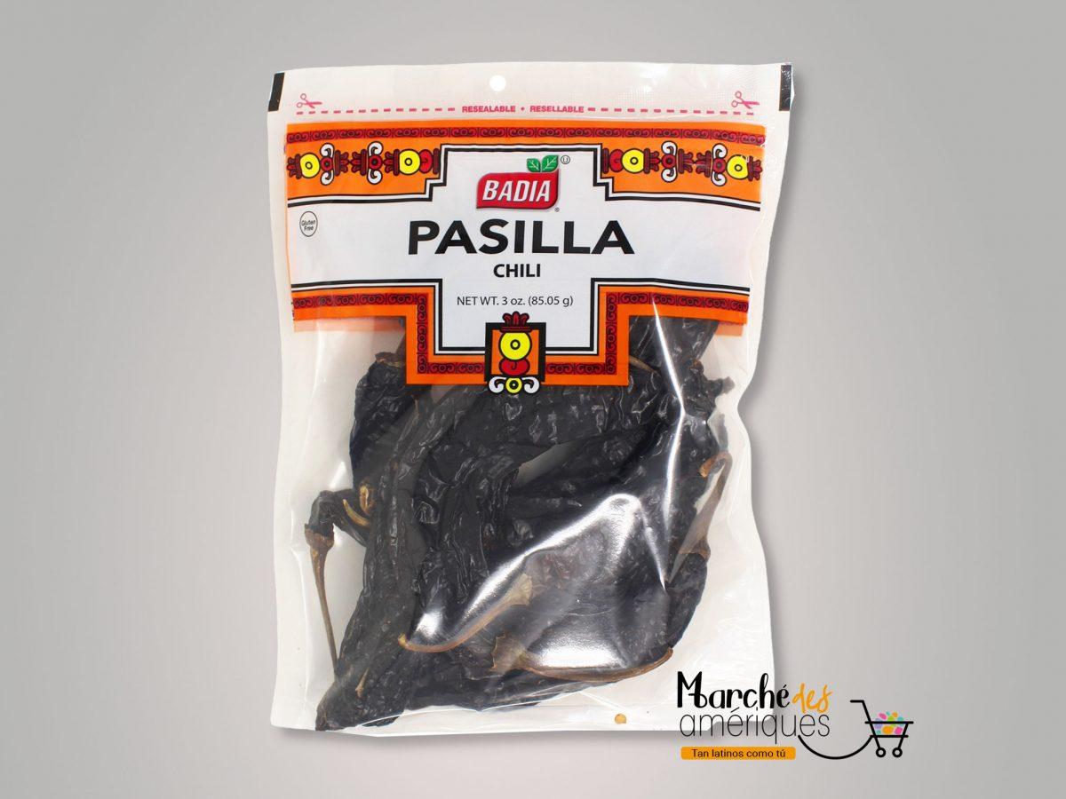Chile Pasilla Badia 855 G