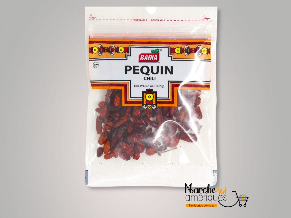 Chile Pequin Badia 142 G