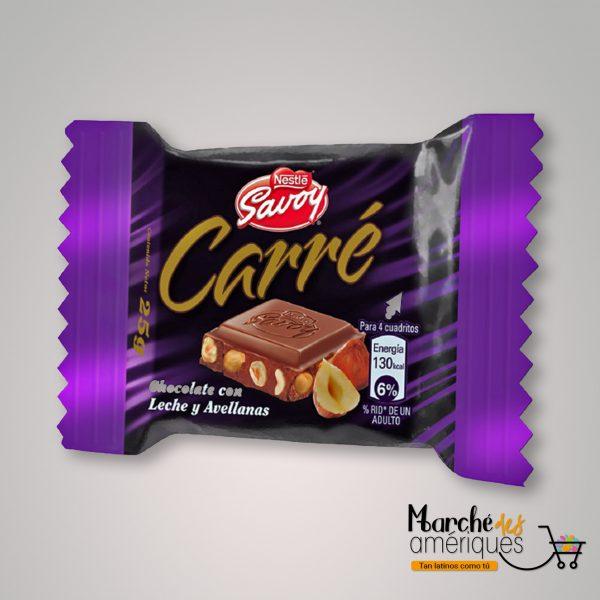 Chocolate Caribe Nestl A Savoy 25 G