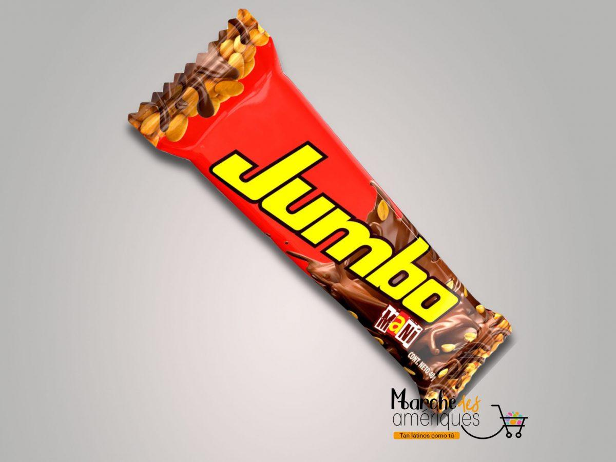 Chocolatina Jumbo Mani Nutresa 40 G
