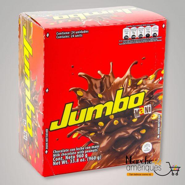 Chocolatina Jumbo Mani Nutresa 960 G