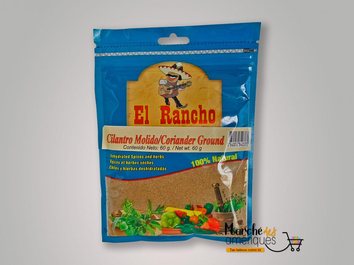 Cilantro Molido El Rancho 60 G