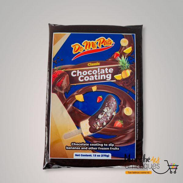 Cobertura De Chocolate Clasico De Mi Pais 375 G