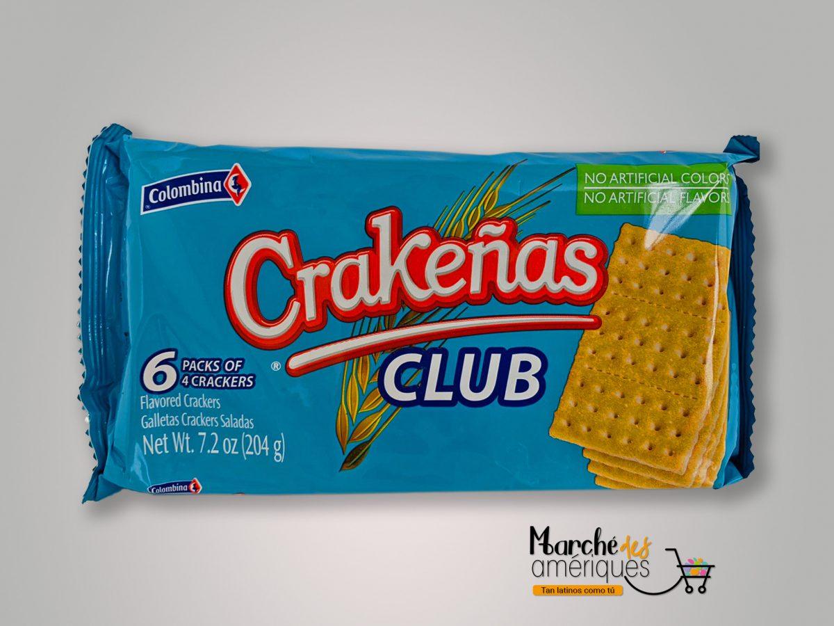 Crakenas Club Colombina 204 G
