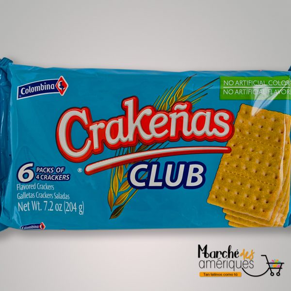Crakenas Club Colombina 204 G