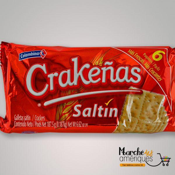 Crakenas Saltin Colombina 187 5 G