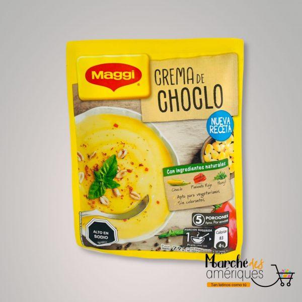 Crema De Choclo Maggi 79 G
