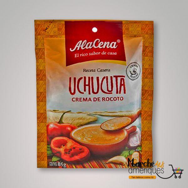 Crema De Rocoto Uchucuta Ala Cena 85 G