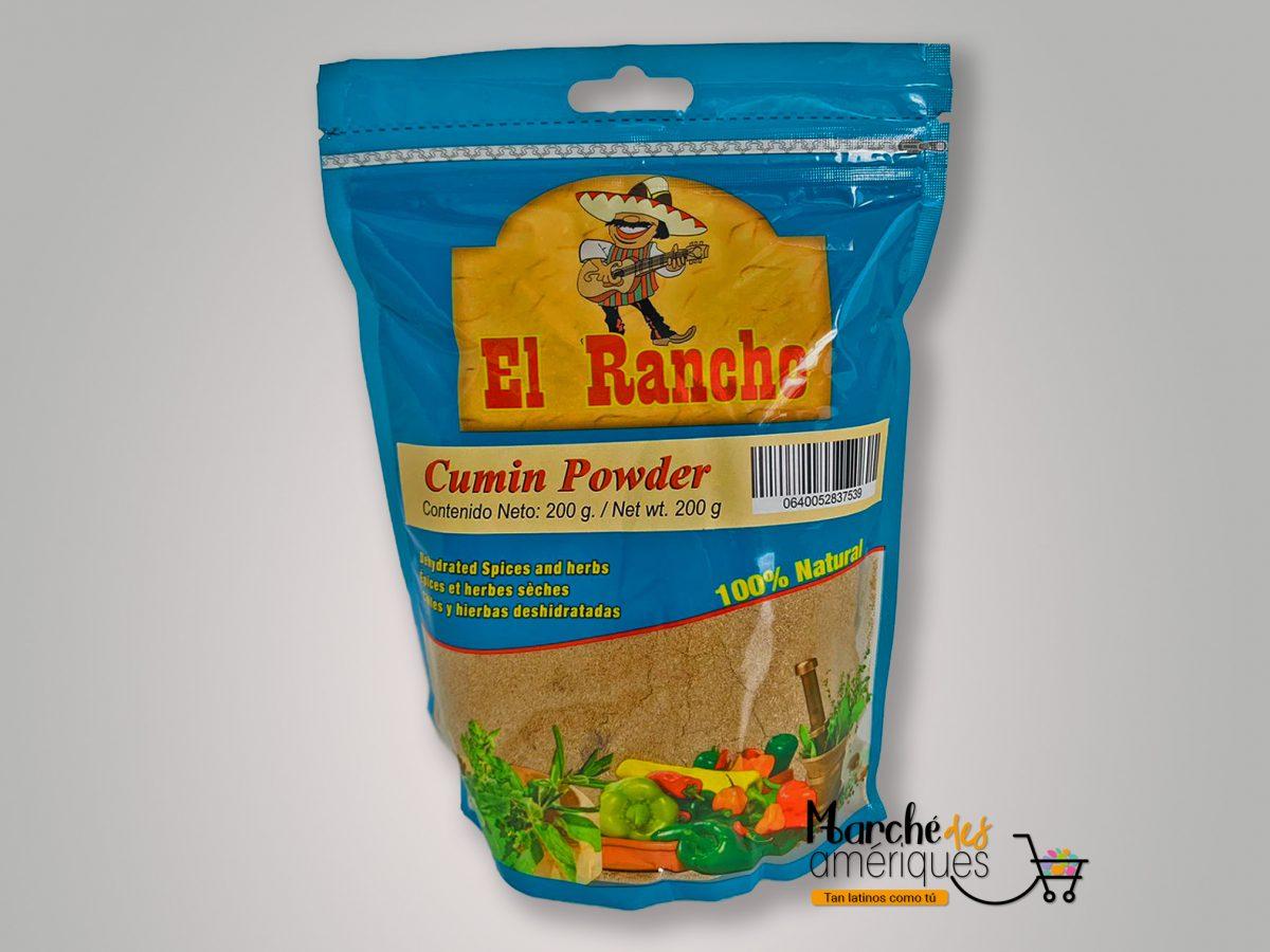 Cumin Powder El Rancho 200 G