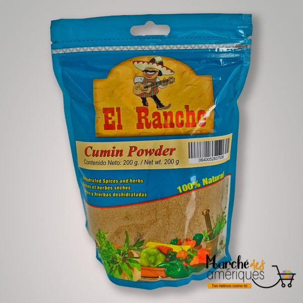 Cumin Powder El Rancho 200 G