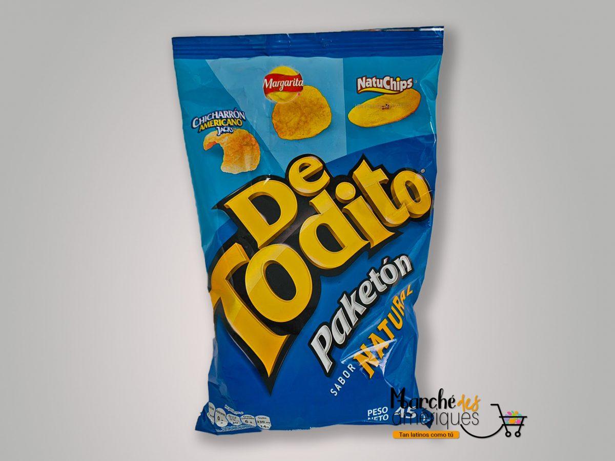 De Todito Paketon Natural Pepsico 45 G
