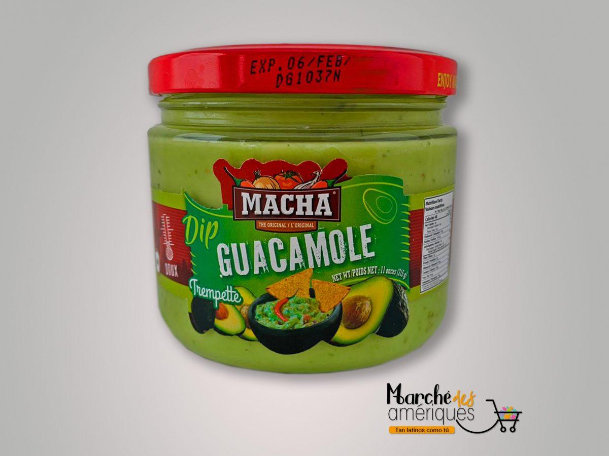 Dip Guacamole Macha 315 G