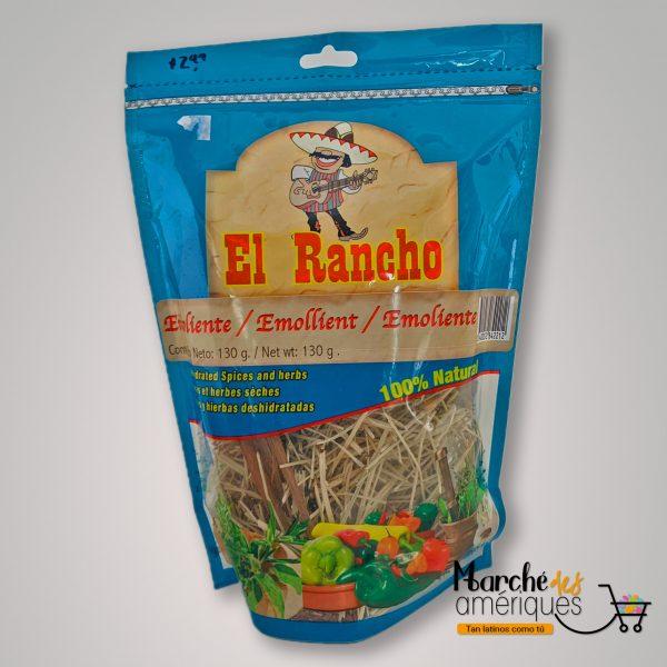 Emoliente Chiles Y Hierbas Deshidratadas El Rancho 130 G
