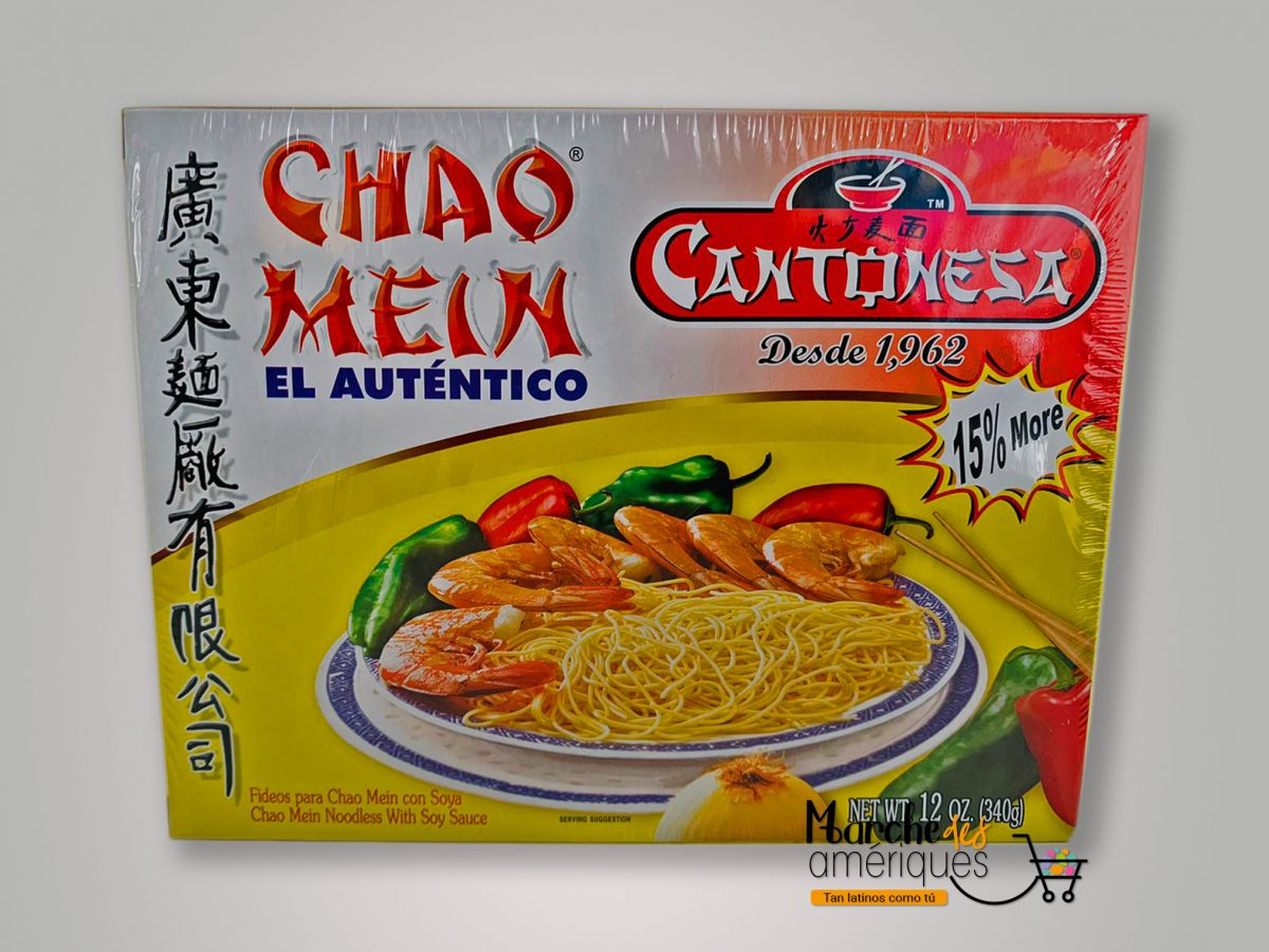 Fideos Chao Mein Cantonesa 340 G