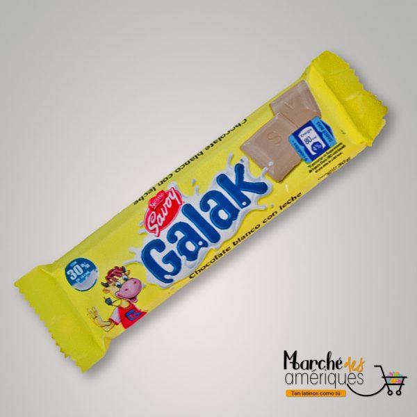 Galak Chocolate Blanco Nestle Savoy 30 G