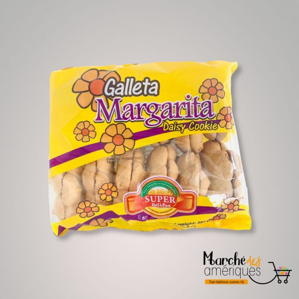 Galleta Margarita Super Deli Pan 385 G