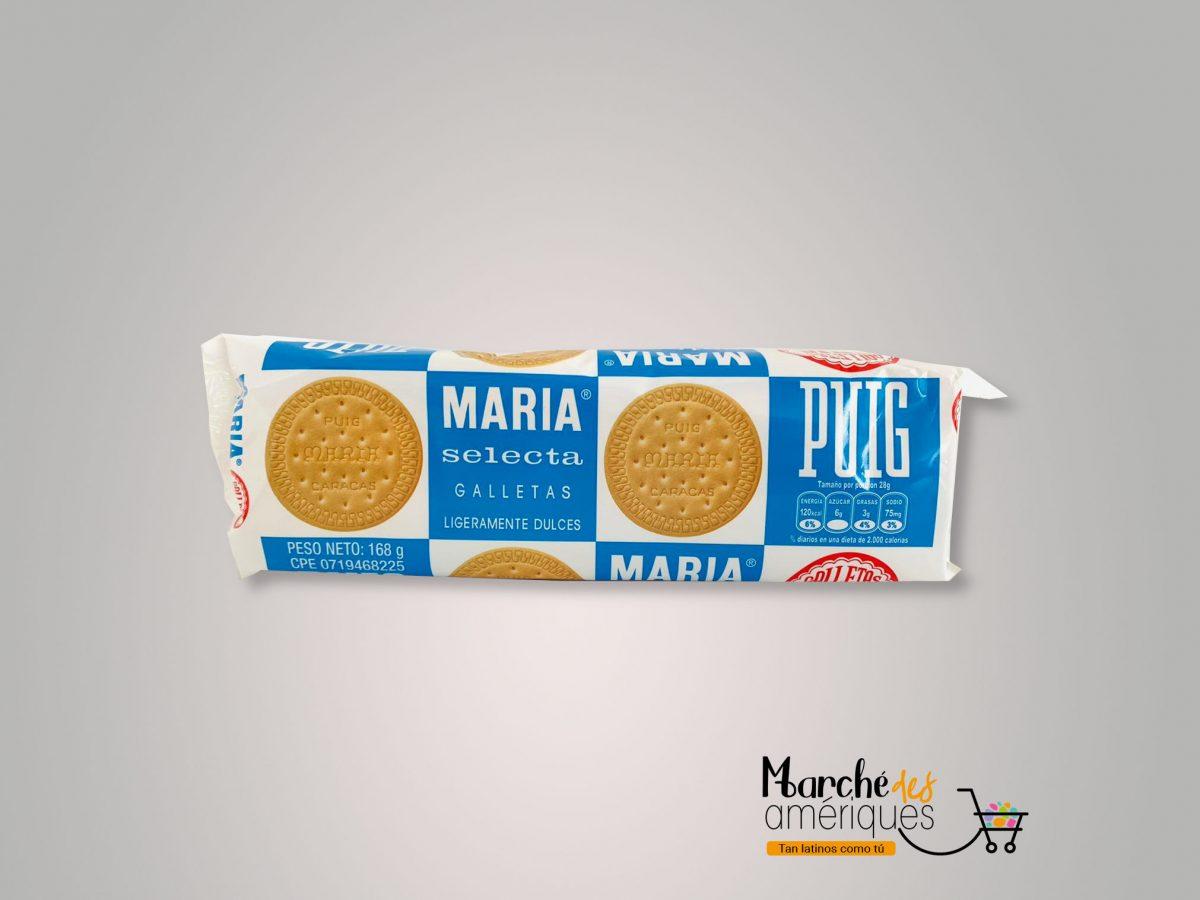 Galleta Maria Selecta Puig 168 G