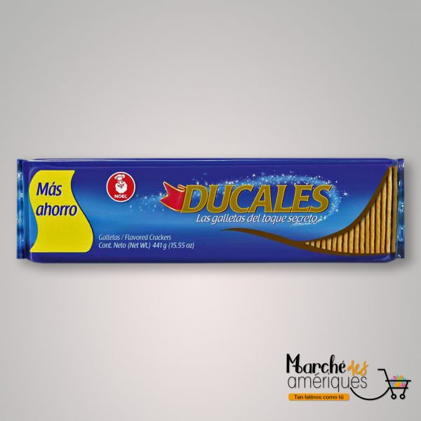 Galletas Ducales Noel 441 G