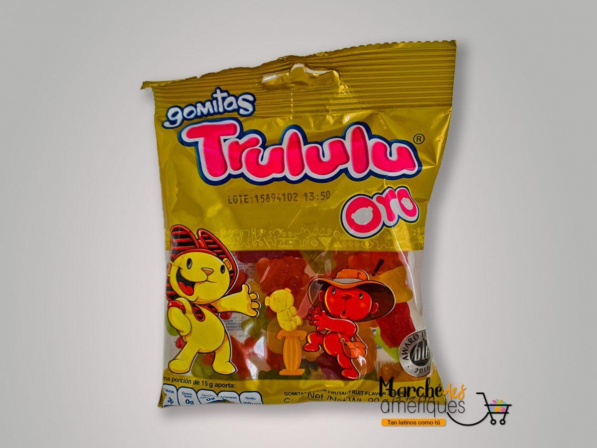 Gomitas Oro Trululu 90 G