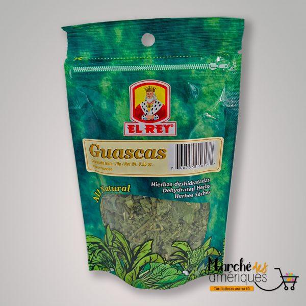 Guascas Chiles Y Hierbas Deshidratadas El Rey 10 G