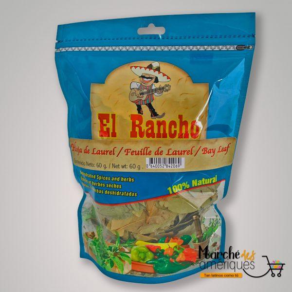 Hoja De Laurel El Rancho 60 G