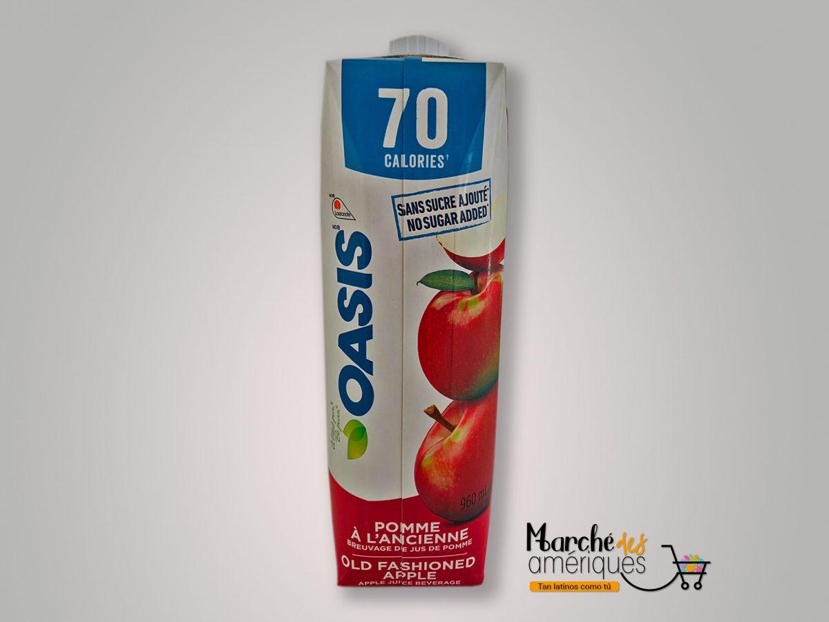 Jugo De Manzana Oasis 960 Ml