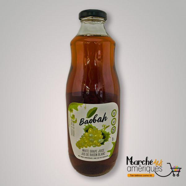 Jugo De Uva Verde Baobah 1 L
