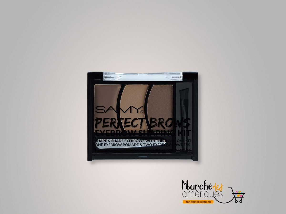 Kit Para Cejas Perfect Brows 01 Blonde Samy 4 G