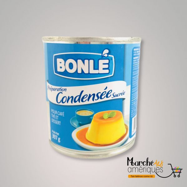 Leche Condensada Bonle 397 G