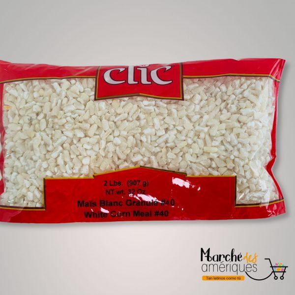 Maiz Blanco Grano 40 Clic 2 Lb