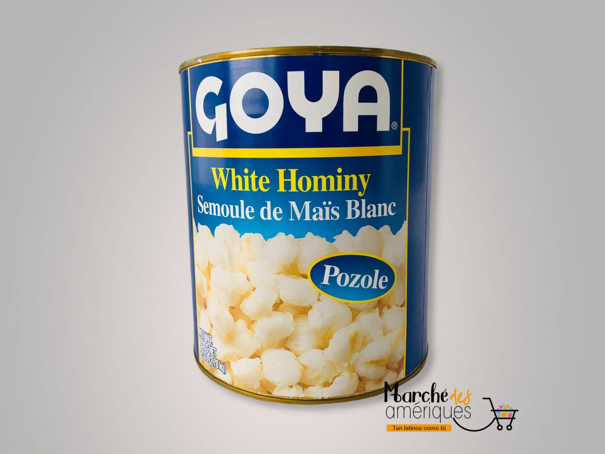 Maiz Blanco Para Pozoles Goya 278k G