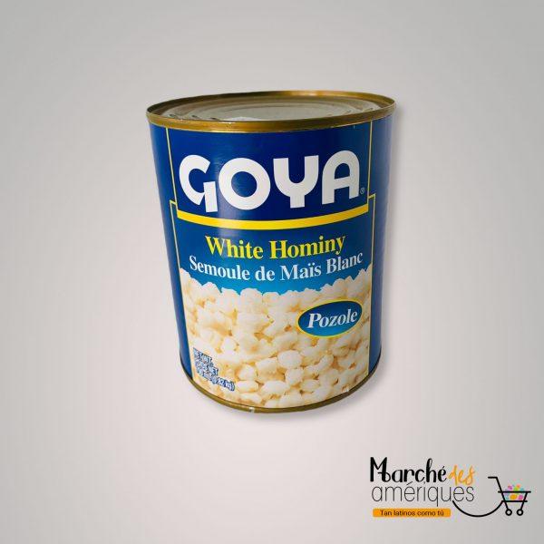 Maiz Blanco Para Pozoles Goya 790 Ml