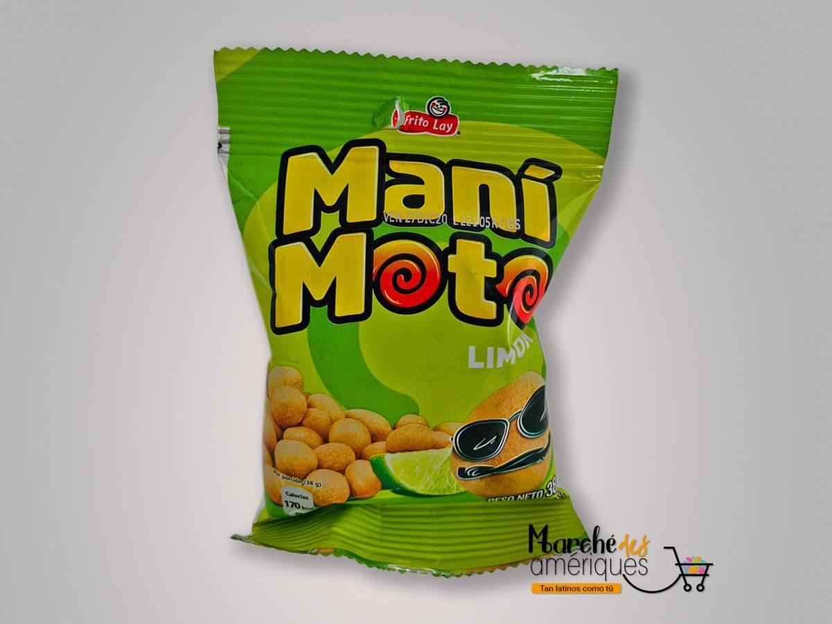 Mani Moto Limon Frito Lay 38 G