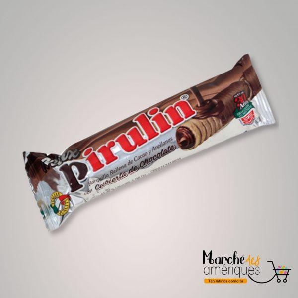 Max Pirulin Cubierto Chocolate Sidoni 30 G