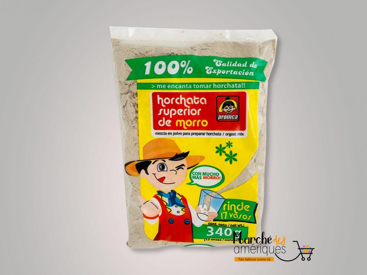 Mezcla Para Preparar Horchata Superior De Morro Proinca 340 G