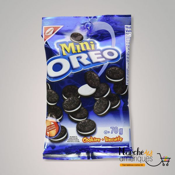 Mini Galletas Oreo Christie 70 G