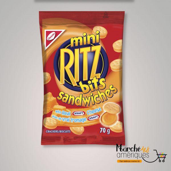 Mini Ritz Galletas Christie 70 G