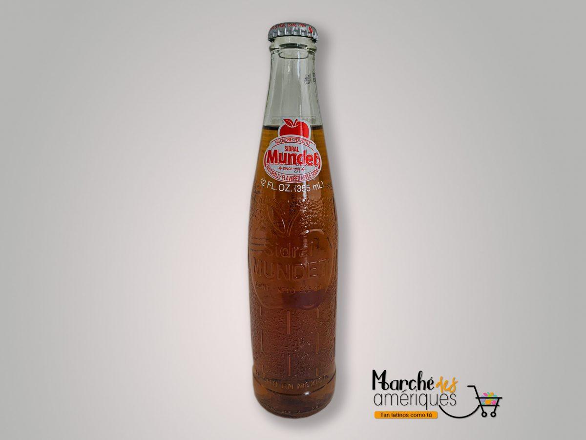 Mundet Manzana 4 X 355 Ml